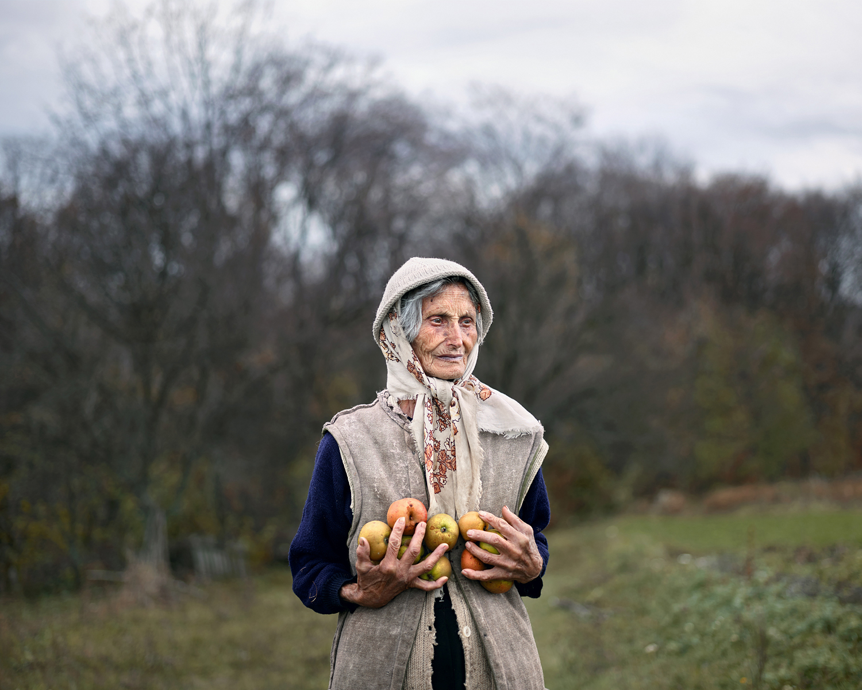 Ileana (Fața Roșie, Bătrâna), 2014 ,  Tamas Dezsö