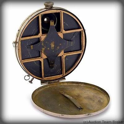 C.P. Stirn Concealed Vest Spy Camera