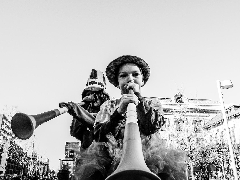 Trumpets Blaring ,  Jeff Tidwell