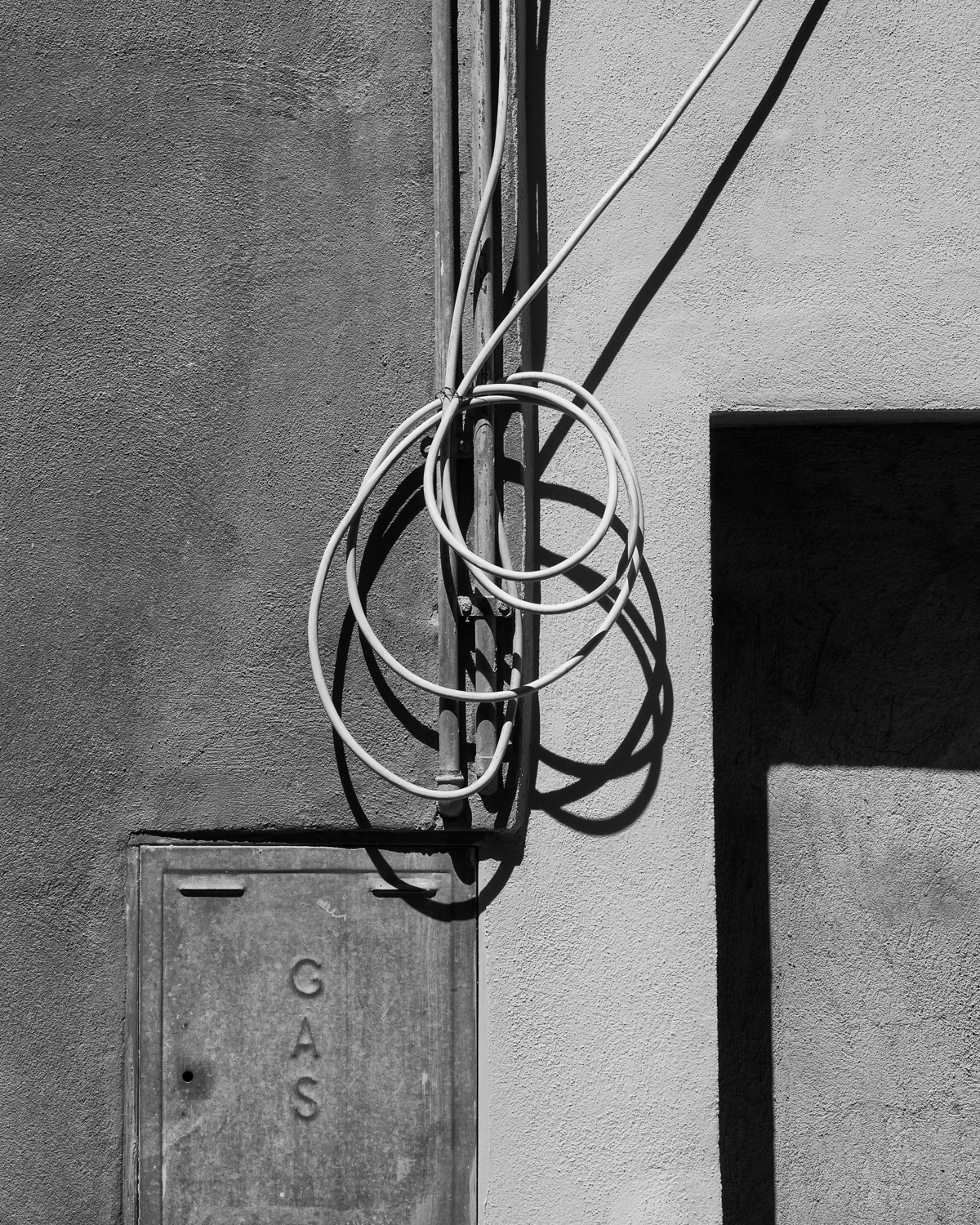 Coiled Wire ,  Brian Sesack