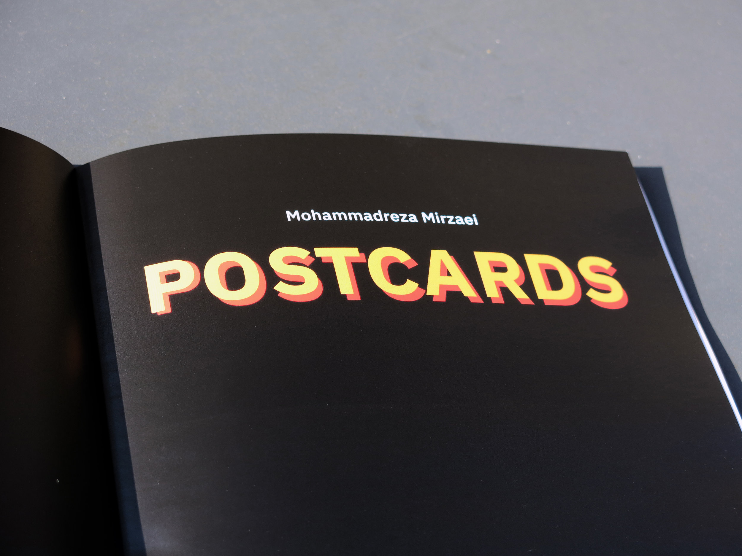 Postcards  by Mohammadreza Mirzaei