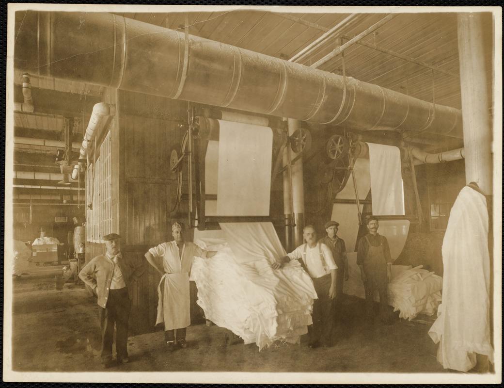 Preparer Dryers, February 1914