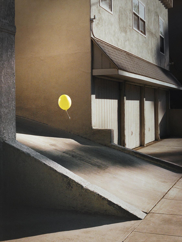Yellow Balloon, LA ,  Ben Stockley