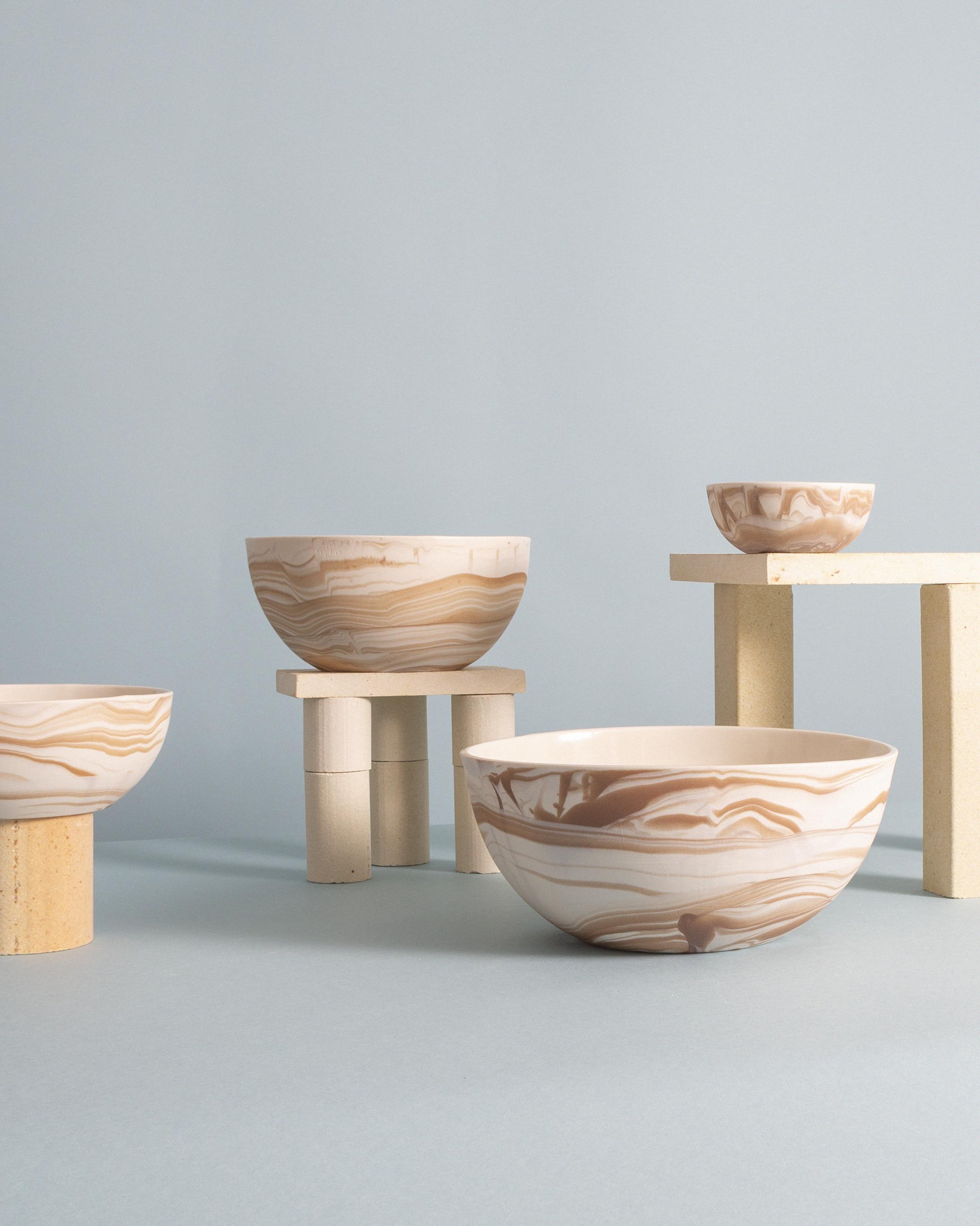 Jasper - Marbled Bowls