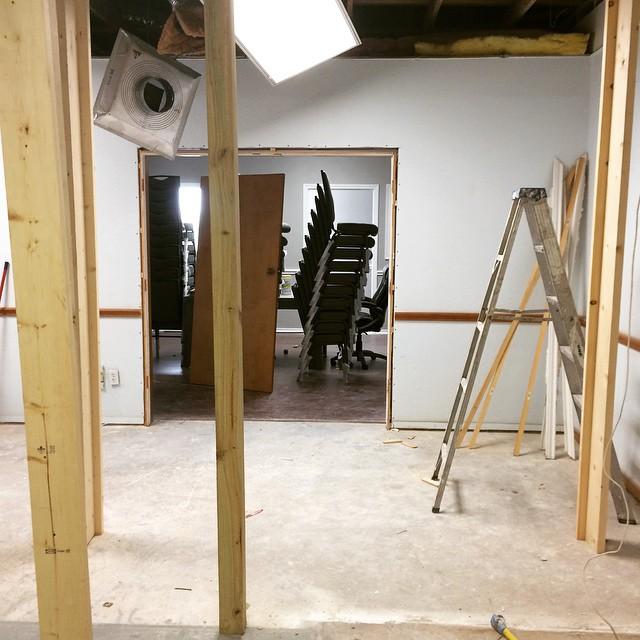 Day 6: New Doorway!