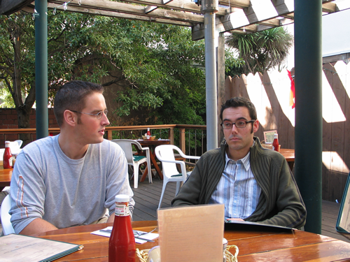 Group Lunch (2003)