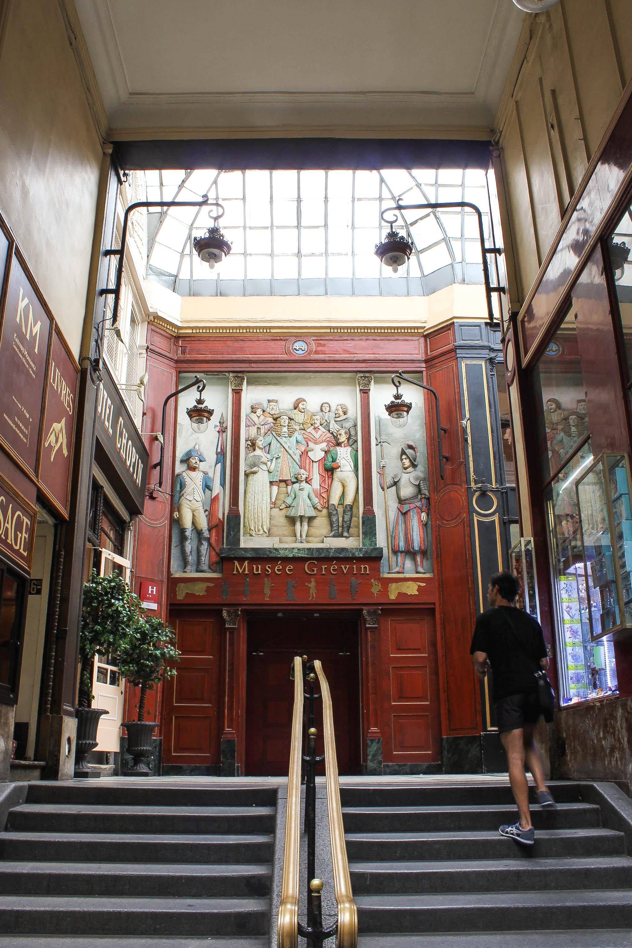 Musée Grévin wax museum