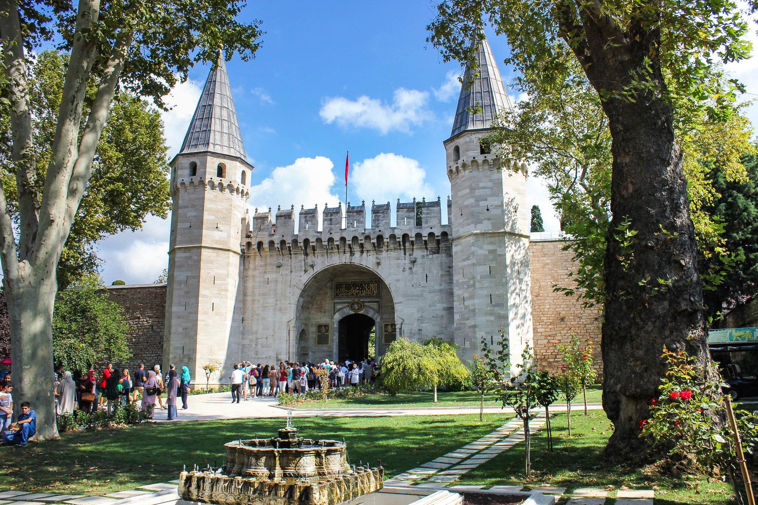 """ผลการค้นหารูปภาพสำหรับ Topkapı Palace"""""""