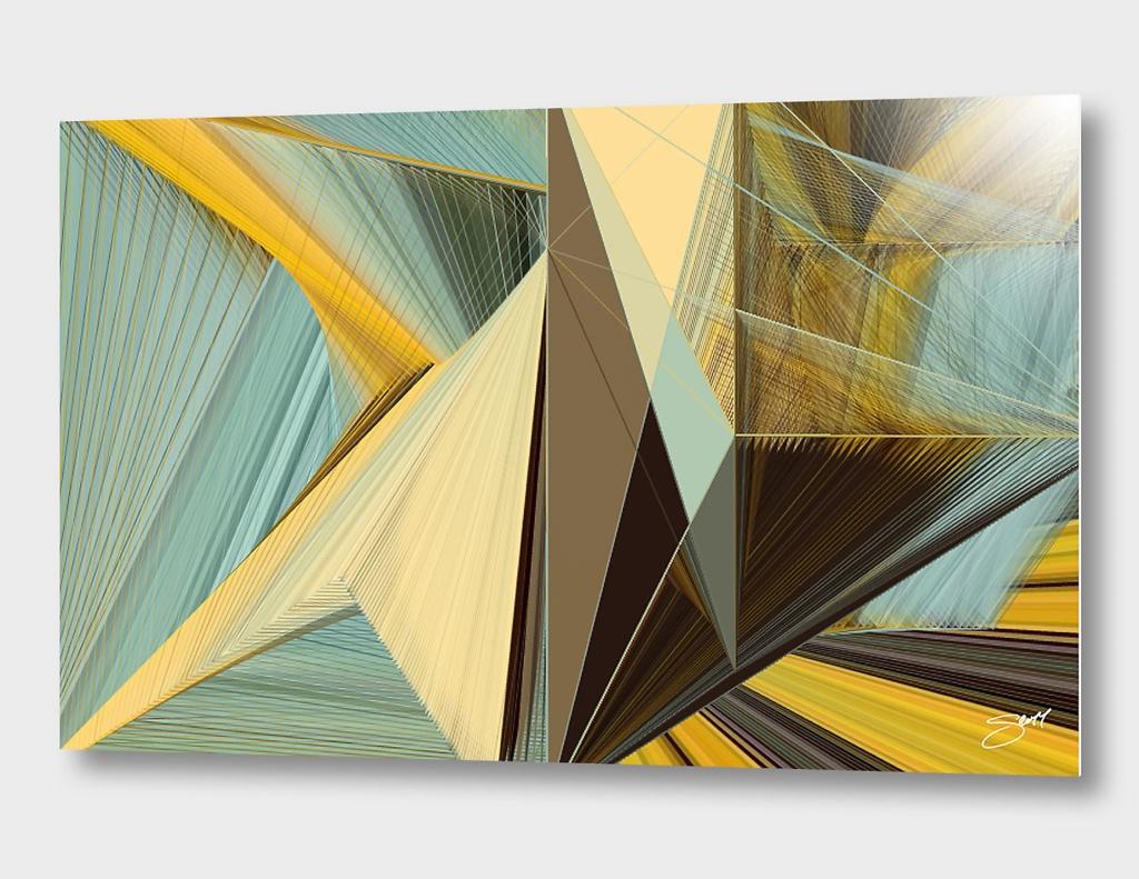 """Sunflowers"" | Exclusive Edition Aluminum Print"