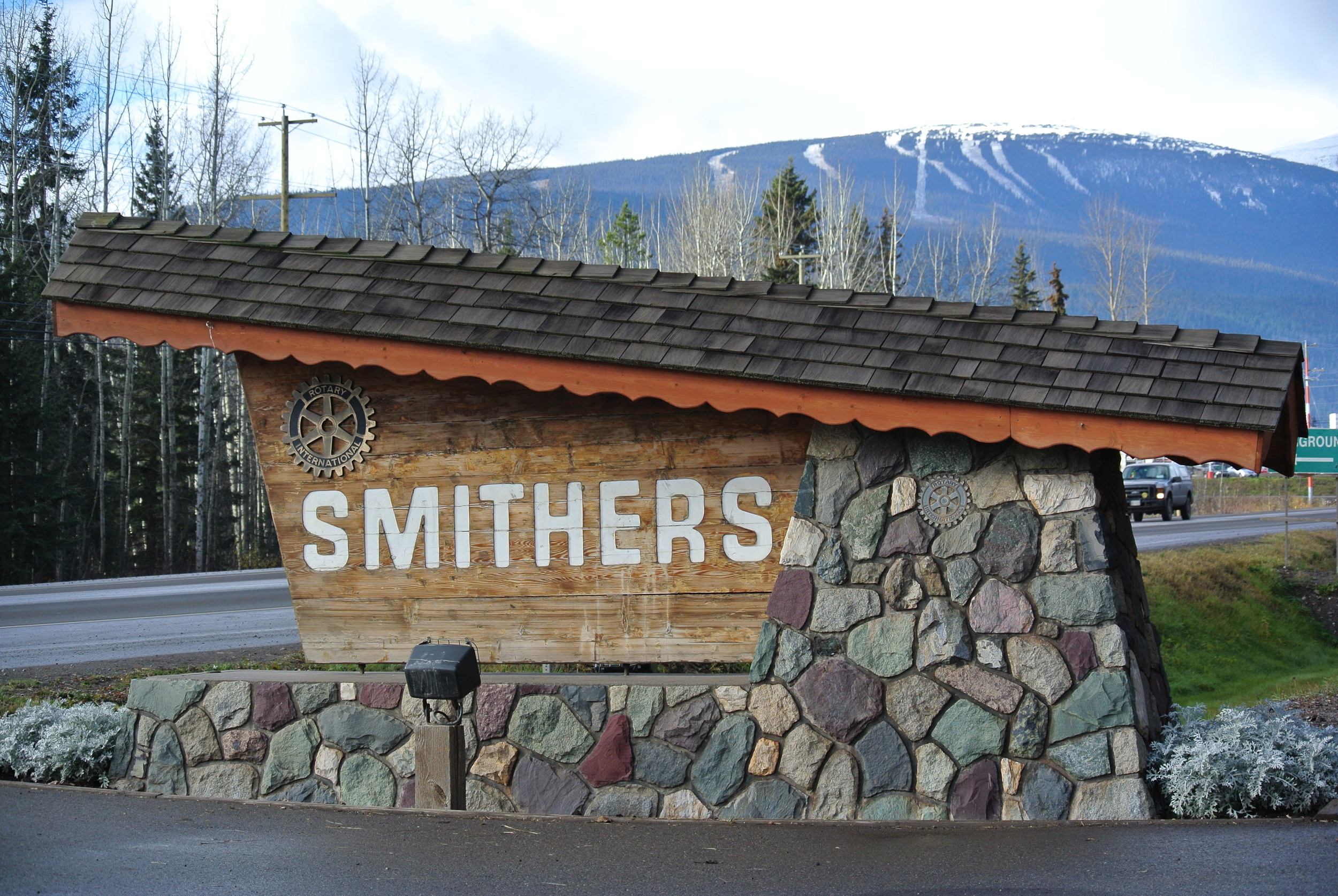 Welcome to Smithers ! Smithers Rodeo Club