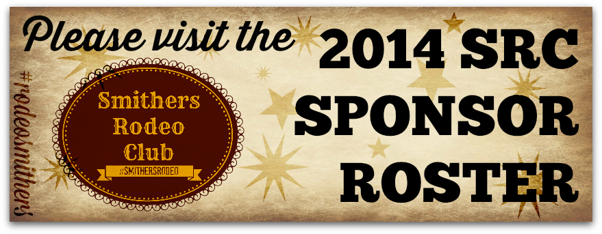 Smithers Rodeo Club - Sponsor Roster