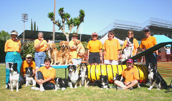 We all had a great time at Camp - Erika, Chase and Tahoe participated as part of the Rwandan Rearendas