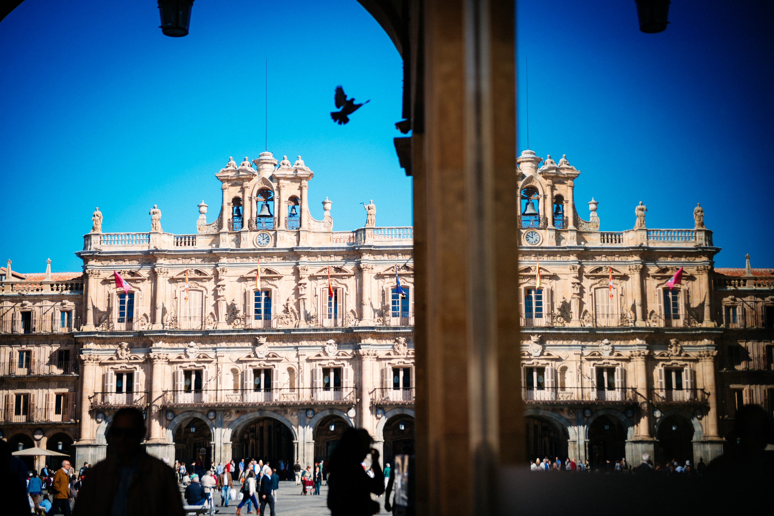 Salamanca Reflection 1