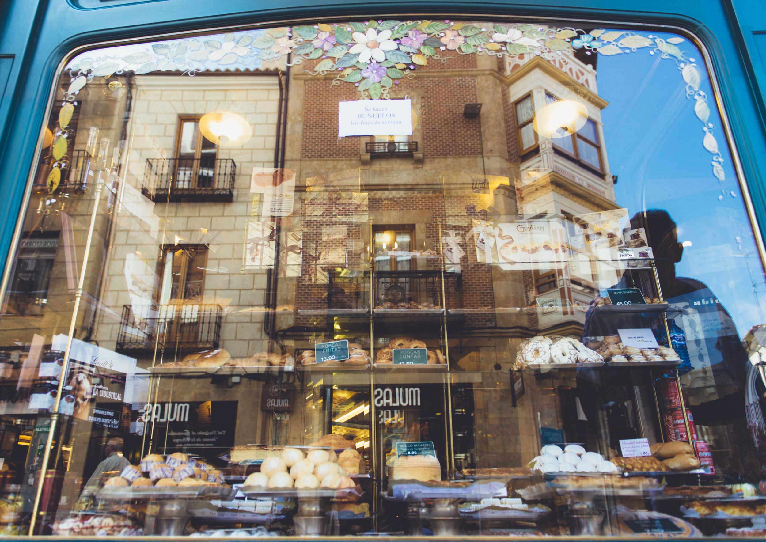 Salamanca Reflection 4