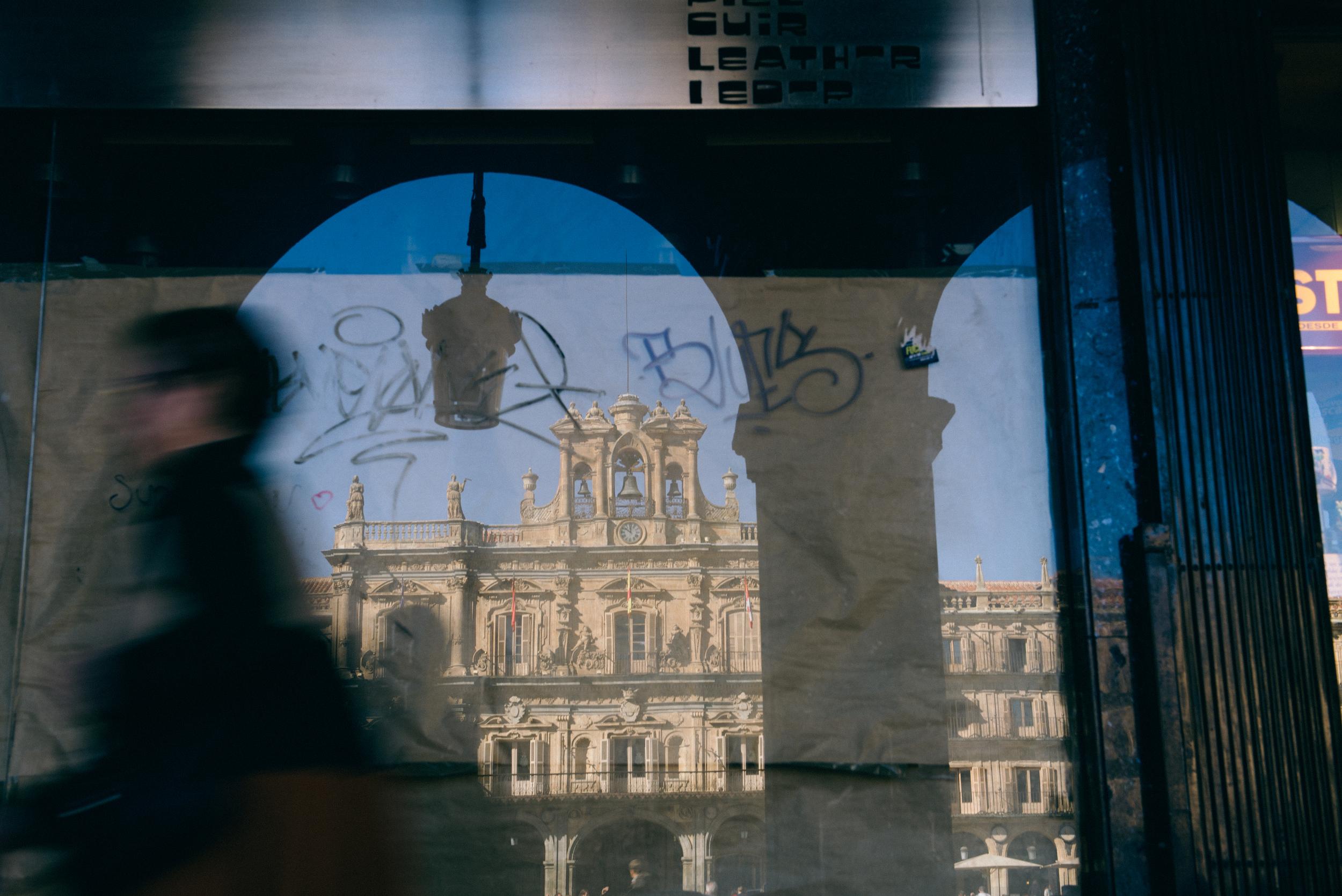 Salamanca Reflection 3