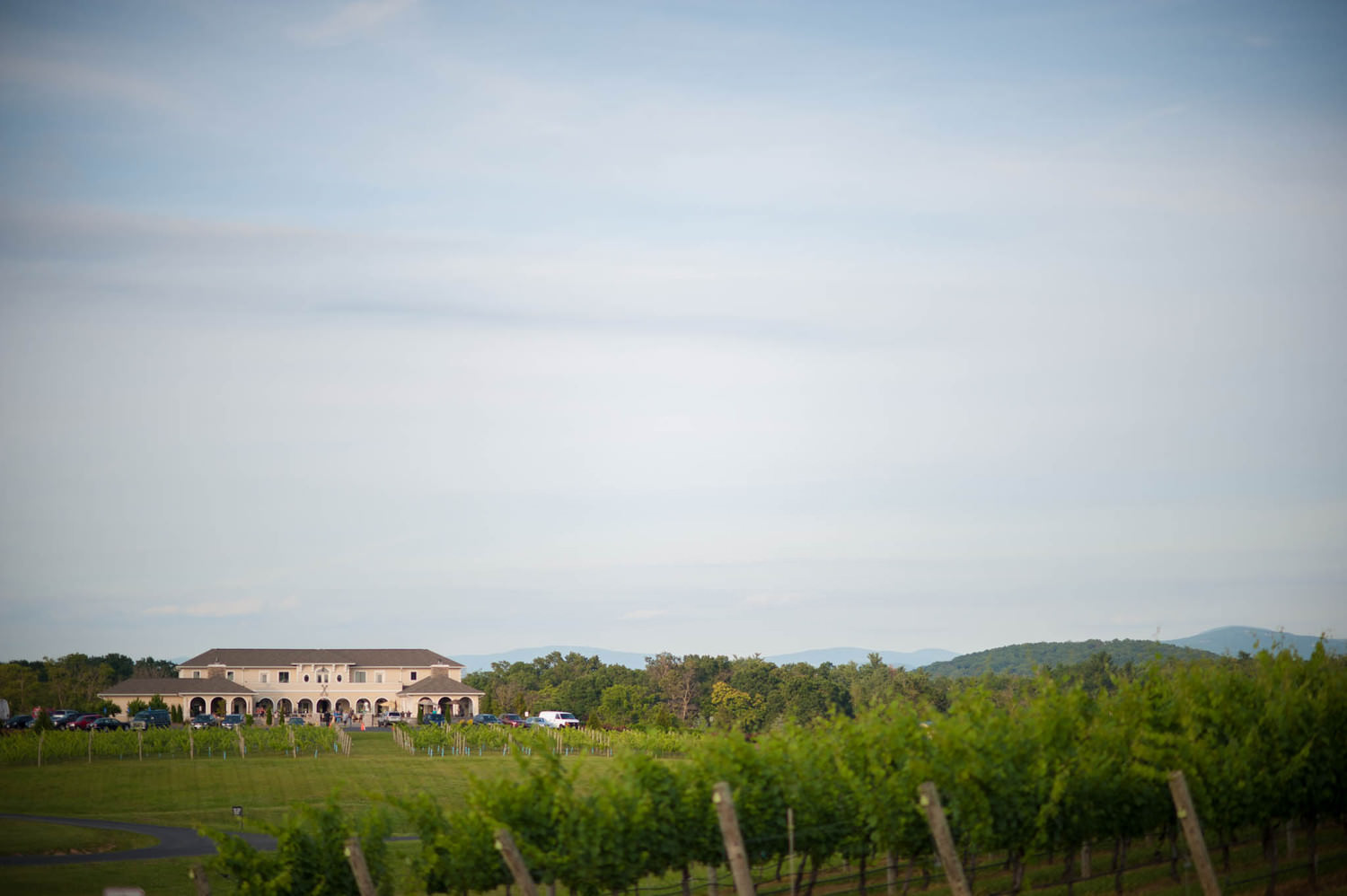 Wedding Photography at Crosskeys Vineyards in Harrisonburg