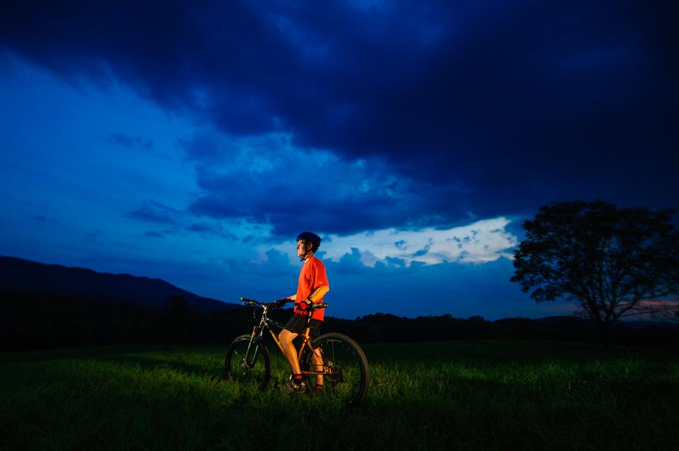 Cycling at Massanutten