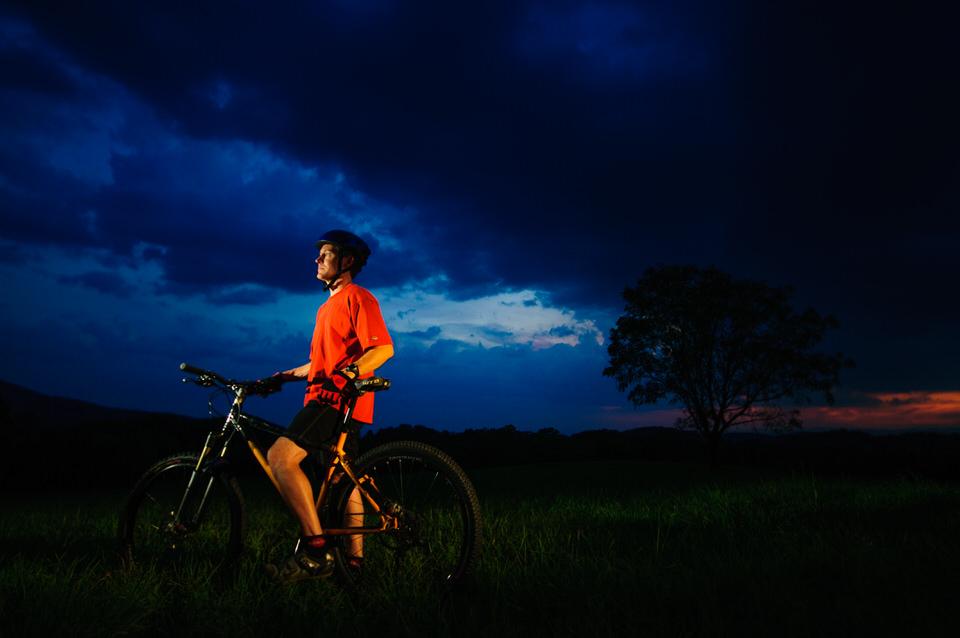 Cycling at Massanutten 2