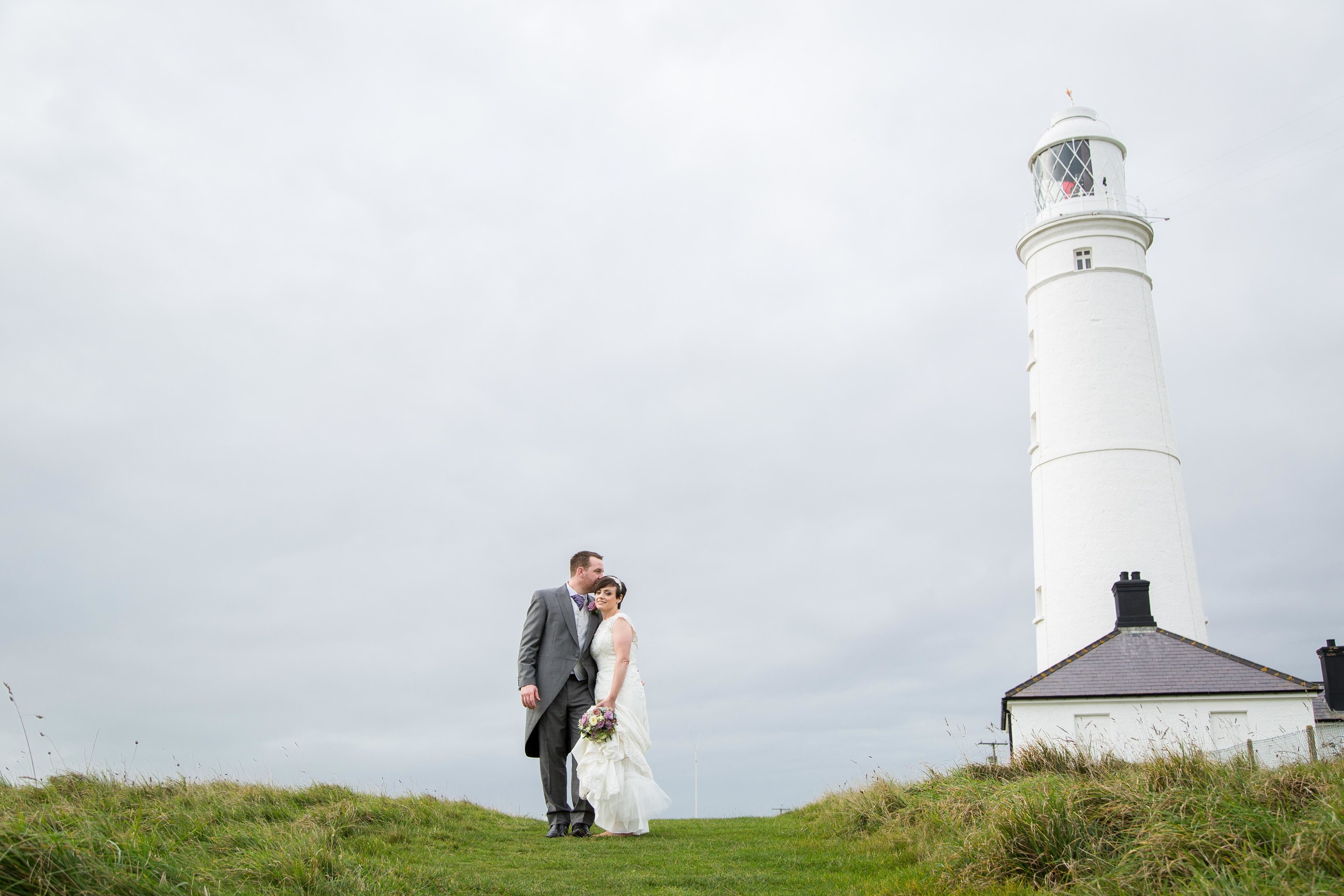 How about this for a location! My first lighthouse venue which was for Amy & Gareth's wedding on Thursday 29th October. They wanted a unique venue and Nashpoint Lighthouse in Wales certainly met the criteria.