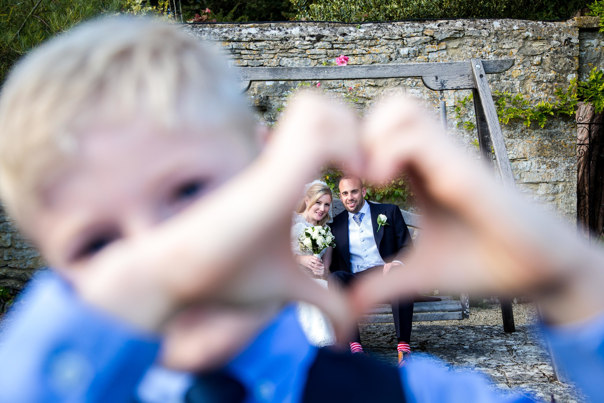 This image was going to go one of two ways and I'm very happy to say it went exactly as I hoped it would for lovely Liam & Gemma on their wedding day on Saturday 26th September. I felt it important to incorporate their son Archie into some of the shots and this one I just loved! They got married at the stunning Caswell House in Oxfordshire which was one of my favourite venues of the year.