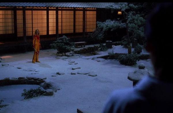 Kill Bill - Final scene of film one