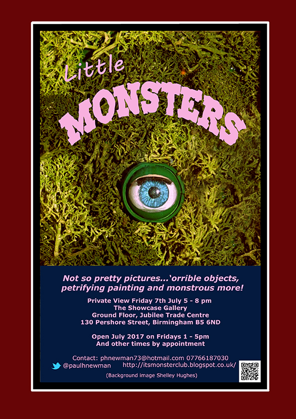 little monsters e-flyer