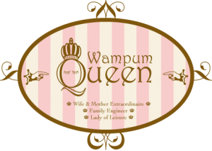Wampum-Queen-Logo