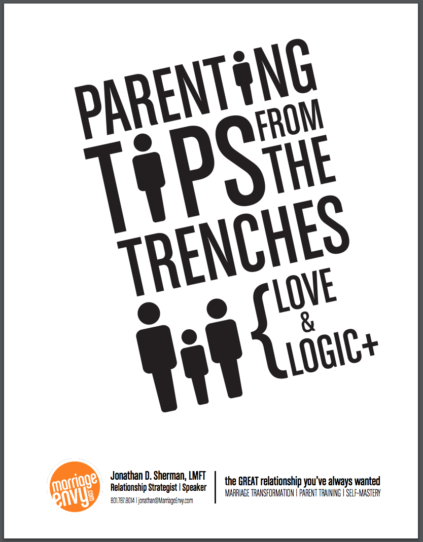 PAREnting ARticles and slides  from jonathan's popular workshop
