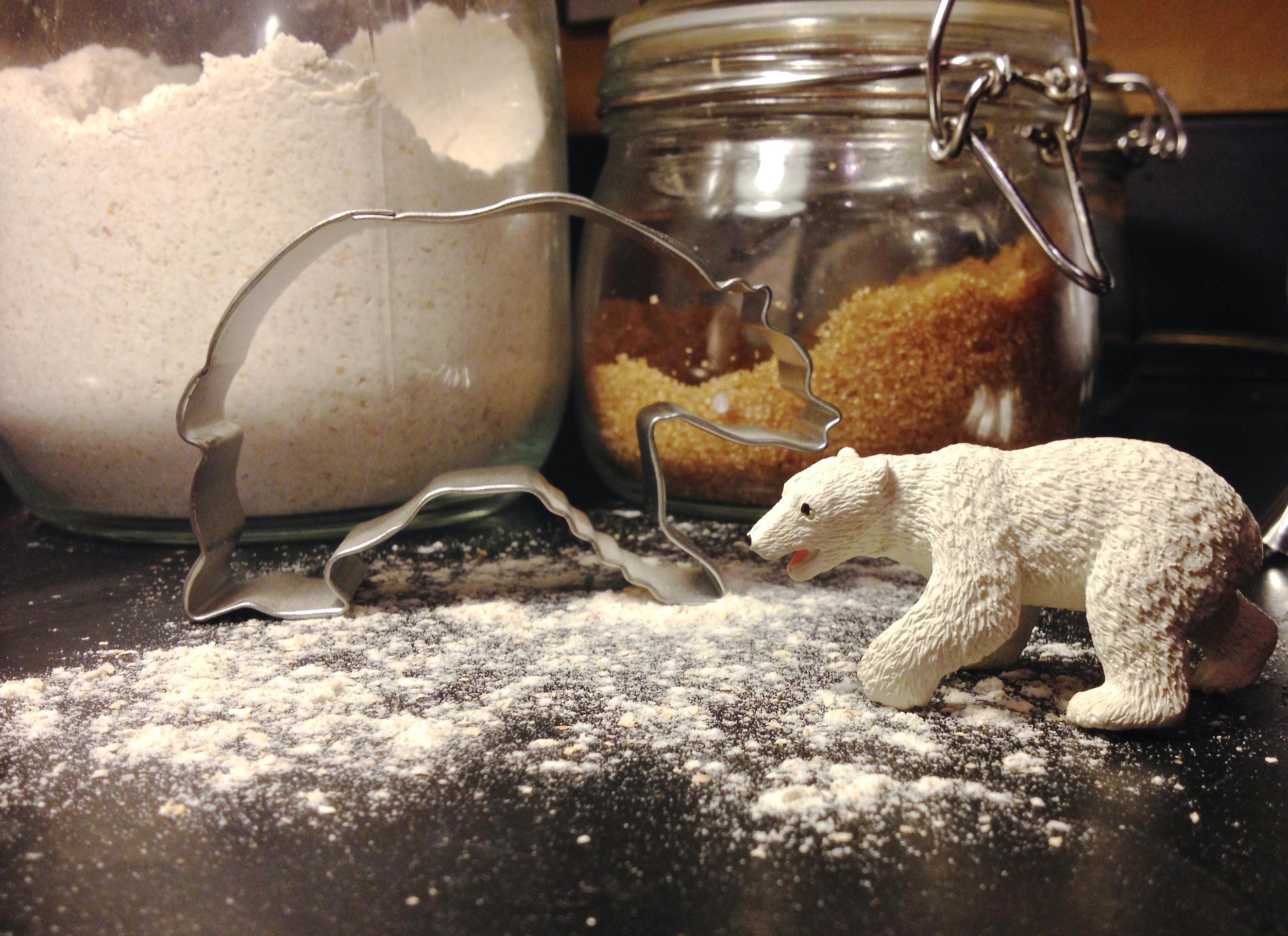 polarbearcookiecutter