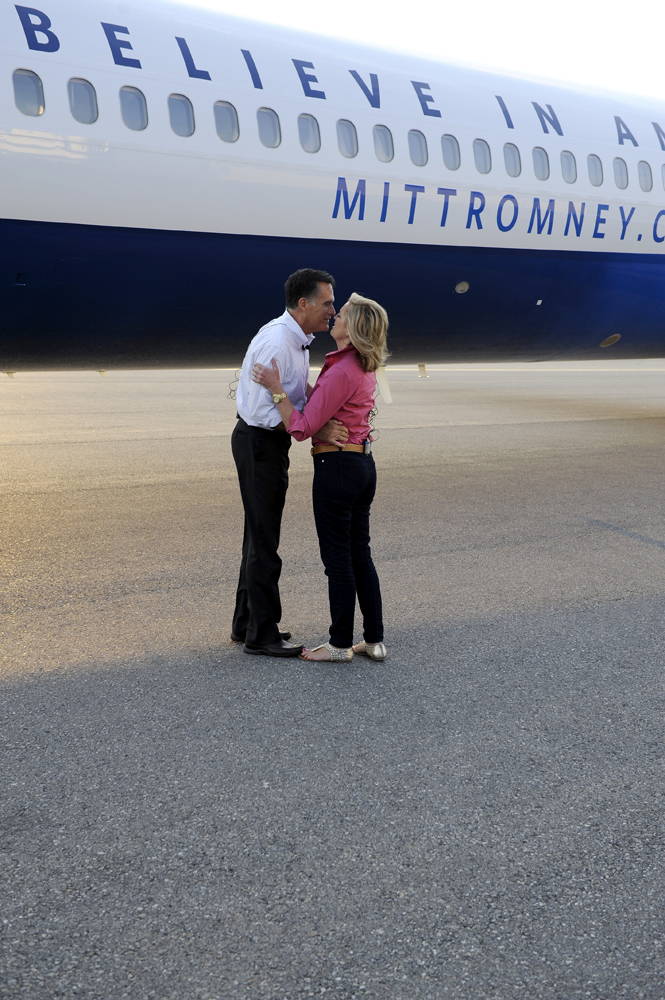 Mitt Romney on NBC Meet the Press with David Gregory