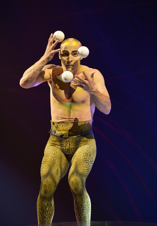 Cirque Amaluna in Boston