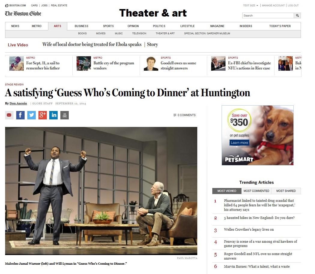Huntington Dinner Globe Review.jpg