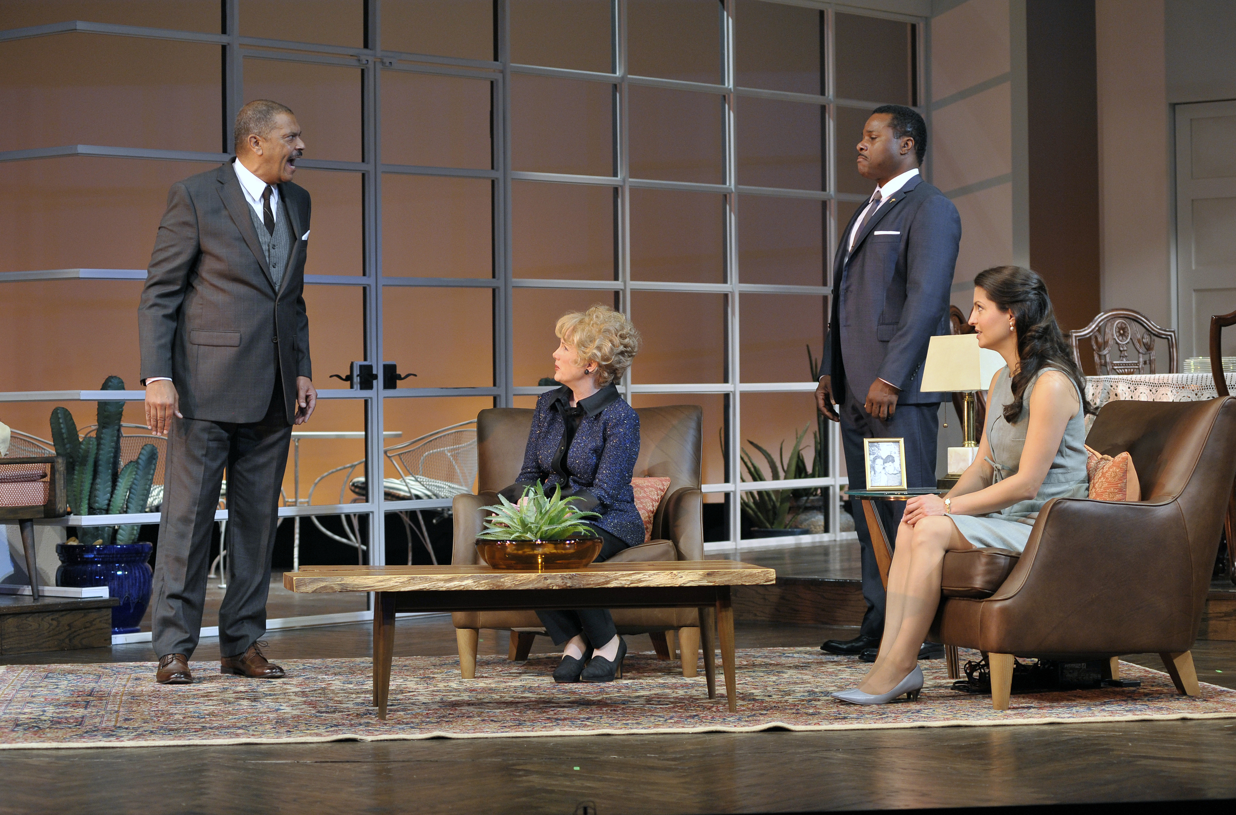 Huntington Theatre Company Guess Who's Coming to Dinner