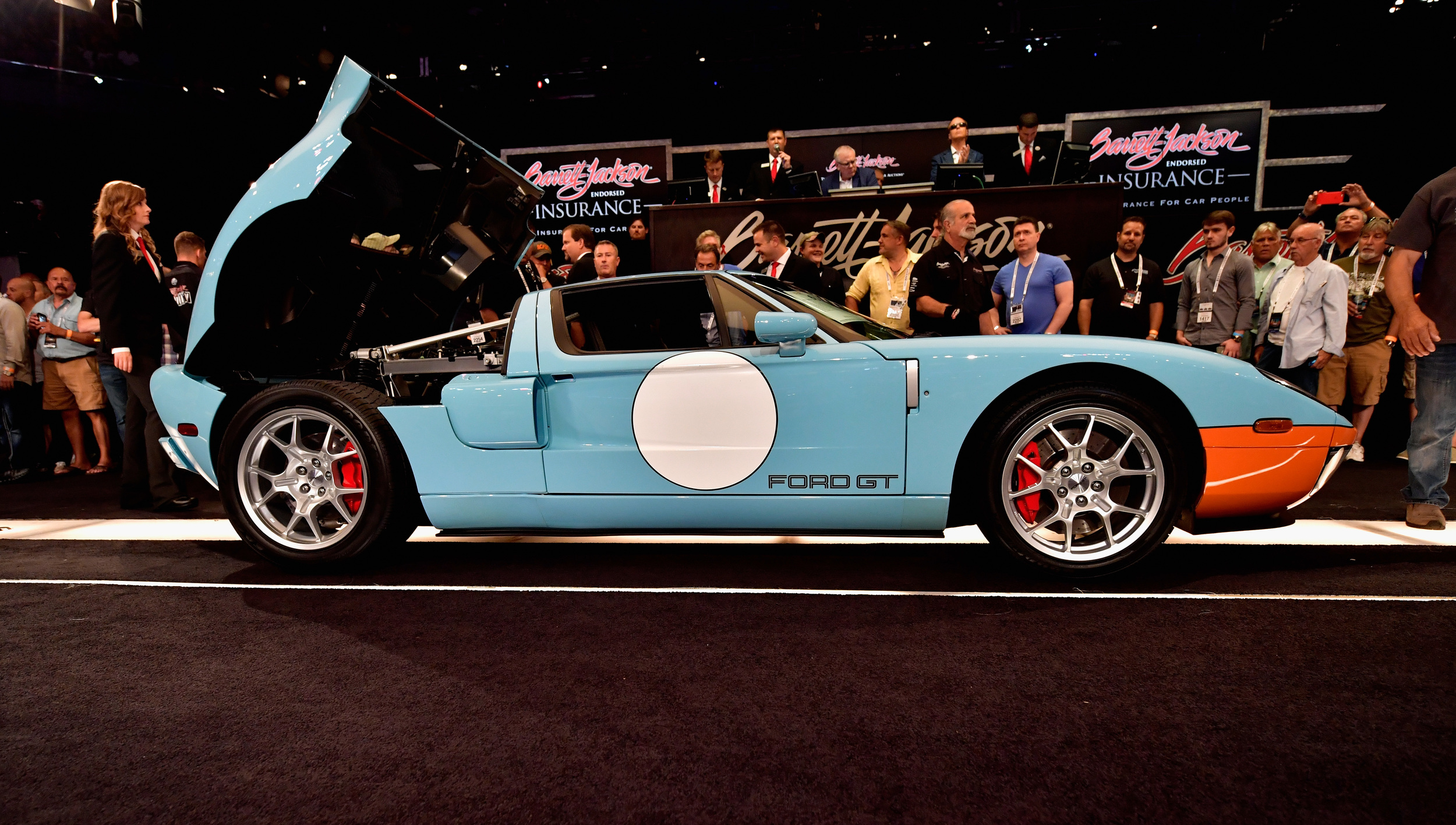 Barrett Jackson Auction at Mohegan Sun