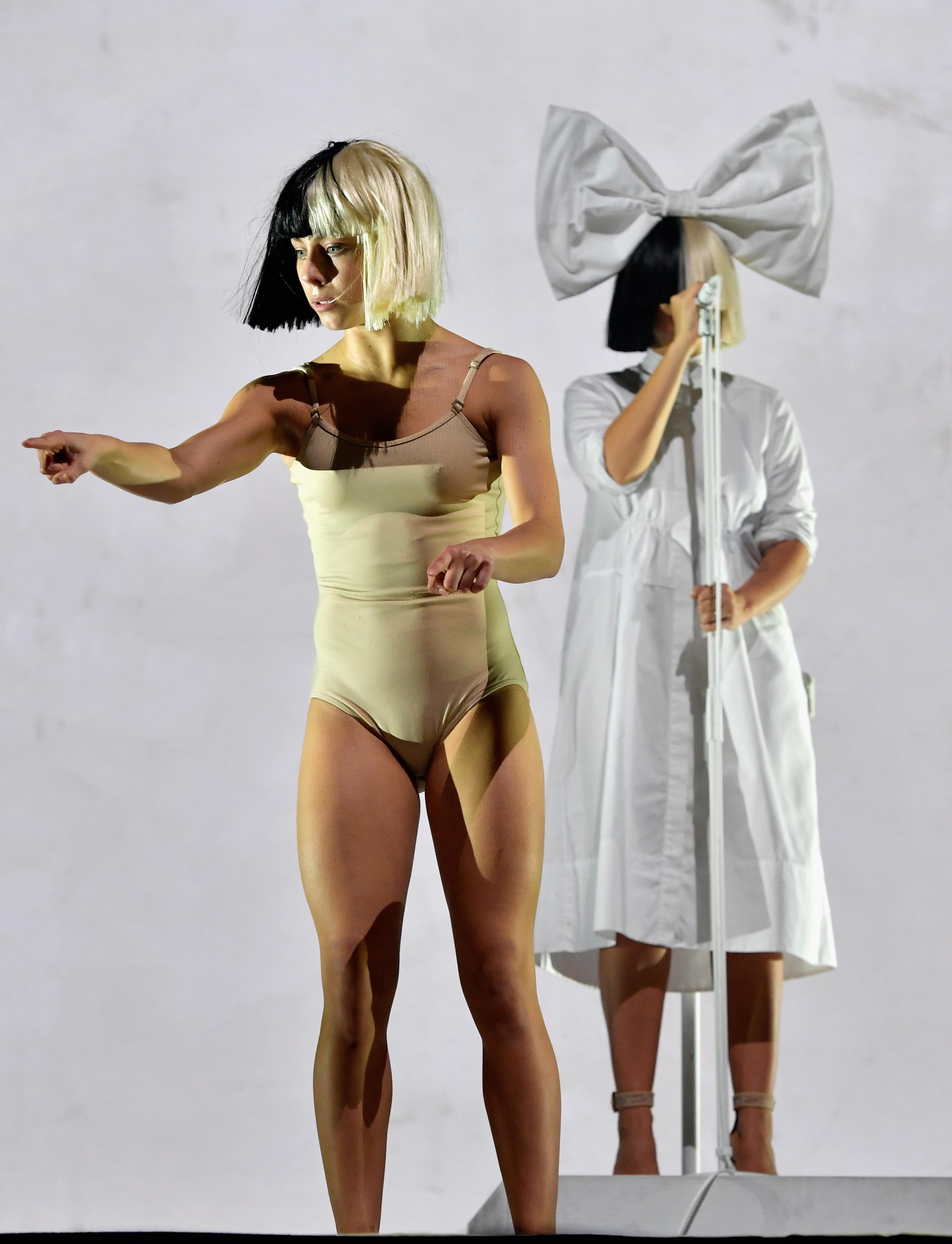 Sia at Boston Calling