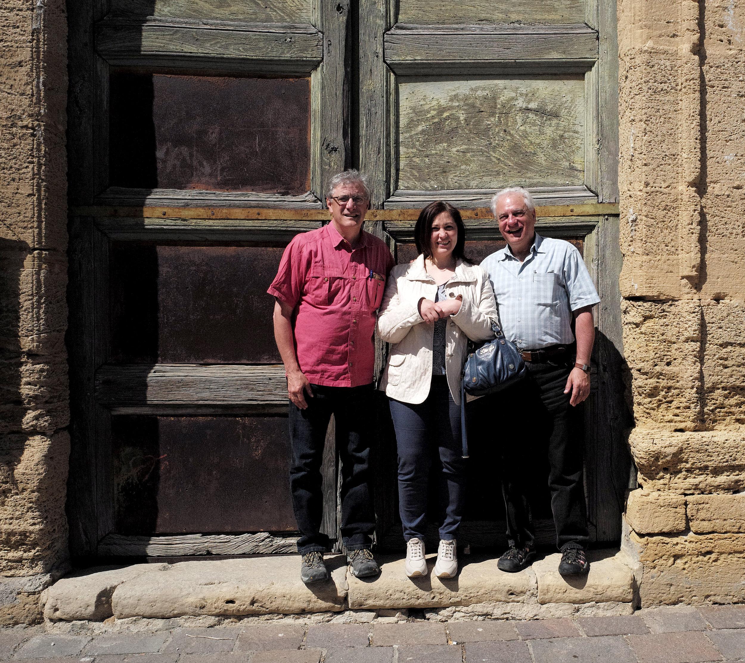 Paul Marotta, Vicenza Alba Biondo, Frank Marotta