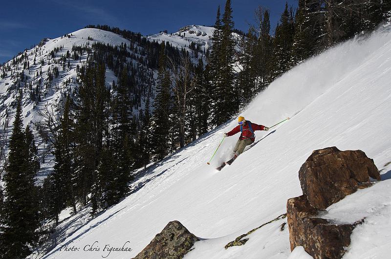 Jackson Hole Mountian, Wyoming