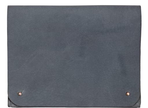 Tom Dixon - Hide grey tablet case