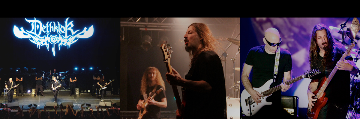 BRYAN BELLER   DETHKLOK • THE ARISTOCRATS • MIKE KNEALLY