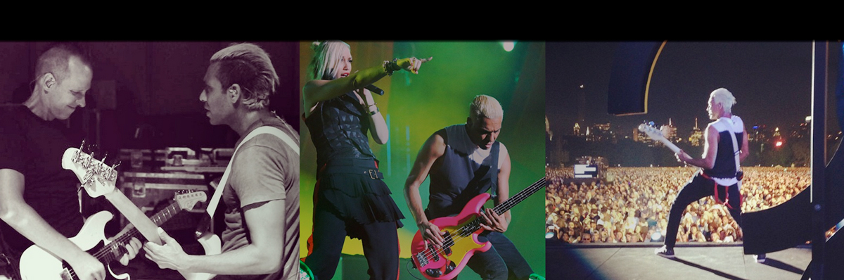 TONY KANAL   NO DOUBT
