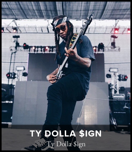 gallien-krueger ty dolla sign