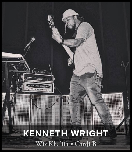 Gallien-Krueger Kenneth Wright