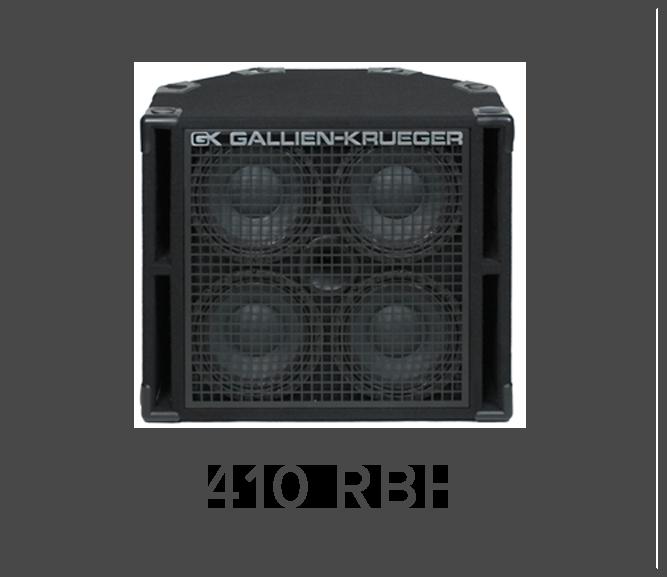 410 rbh gallien-krueger