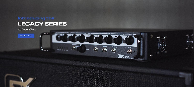 Gallien-Krueger Bass Amplifiers