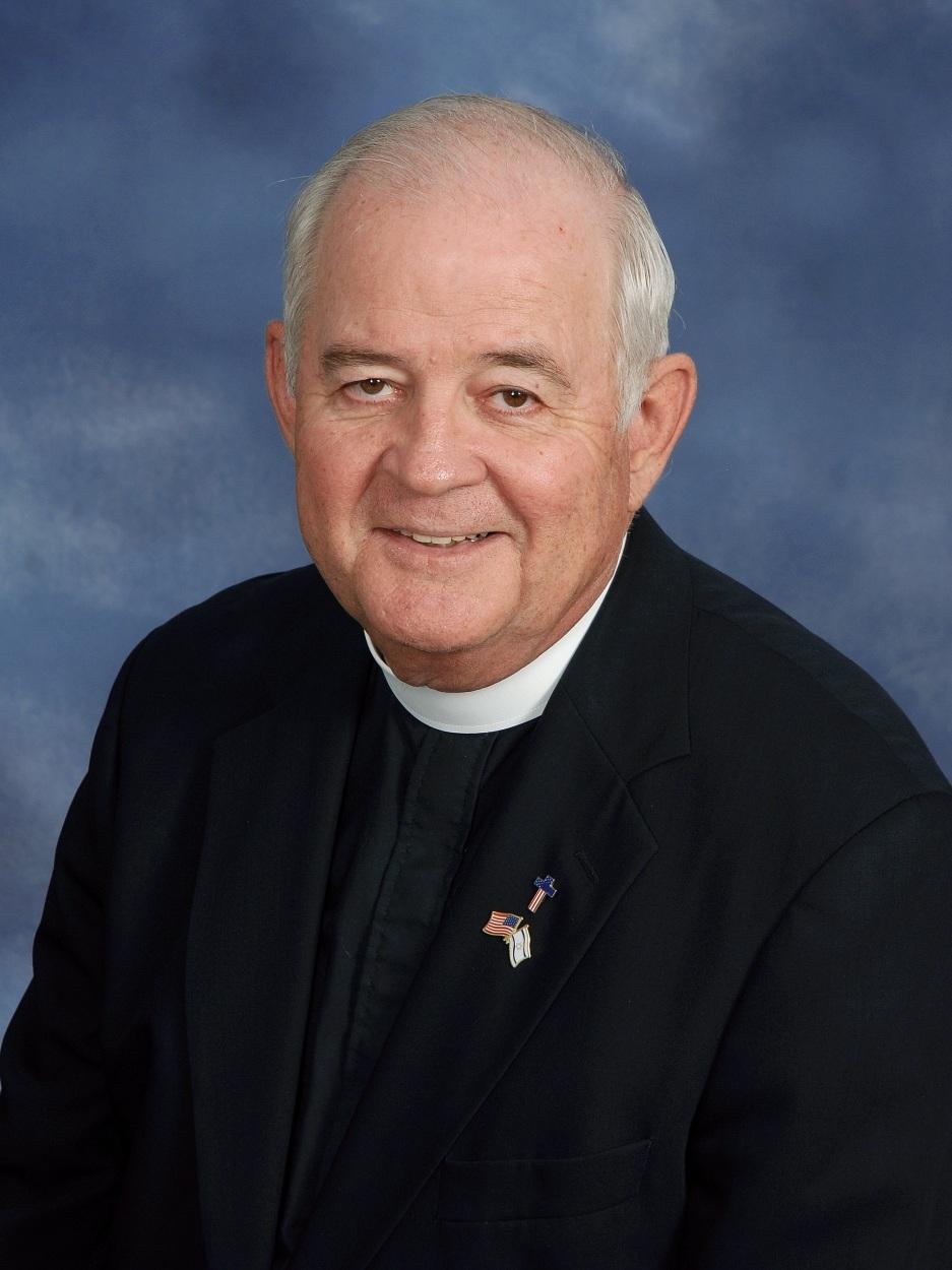 The Rev. Donald J. Curran, Jr., Rector