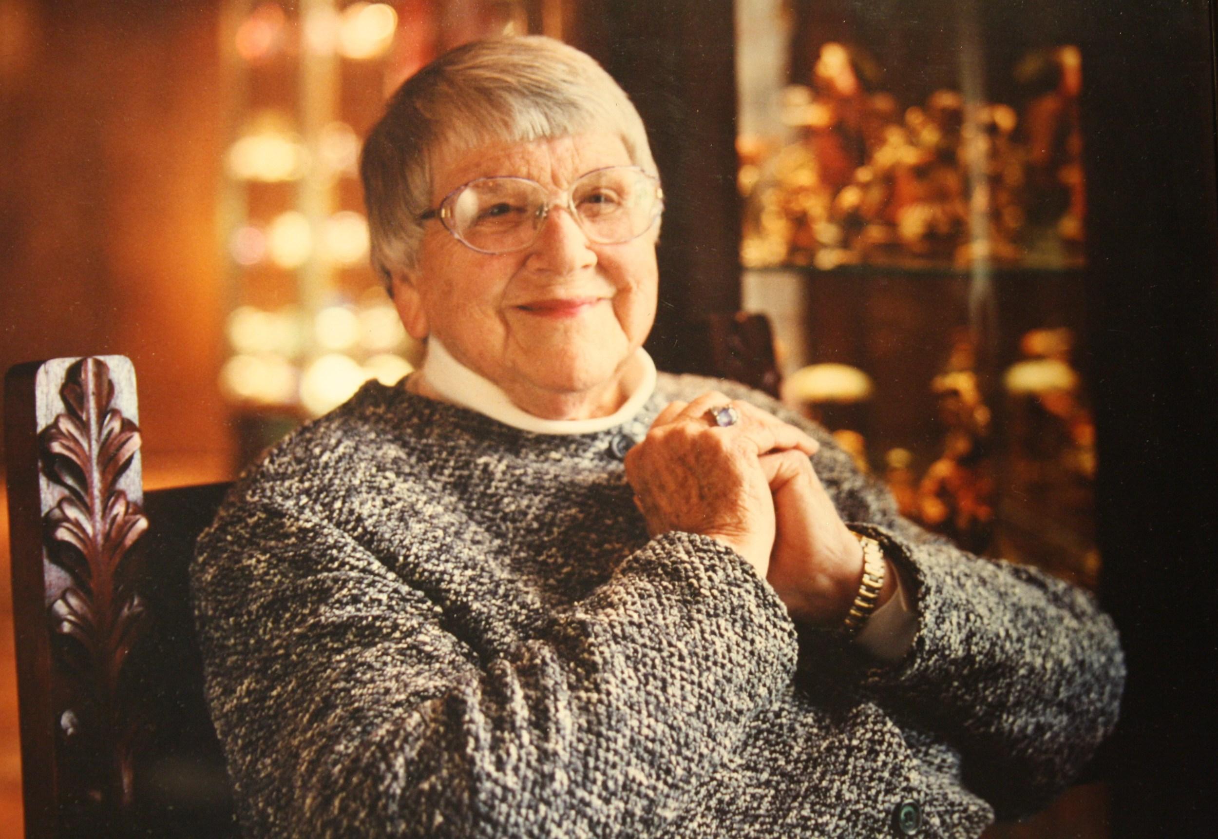 Edith Jordan Wilcox