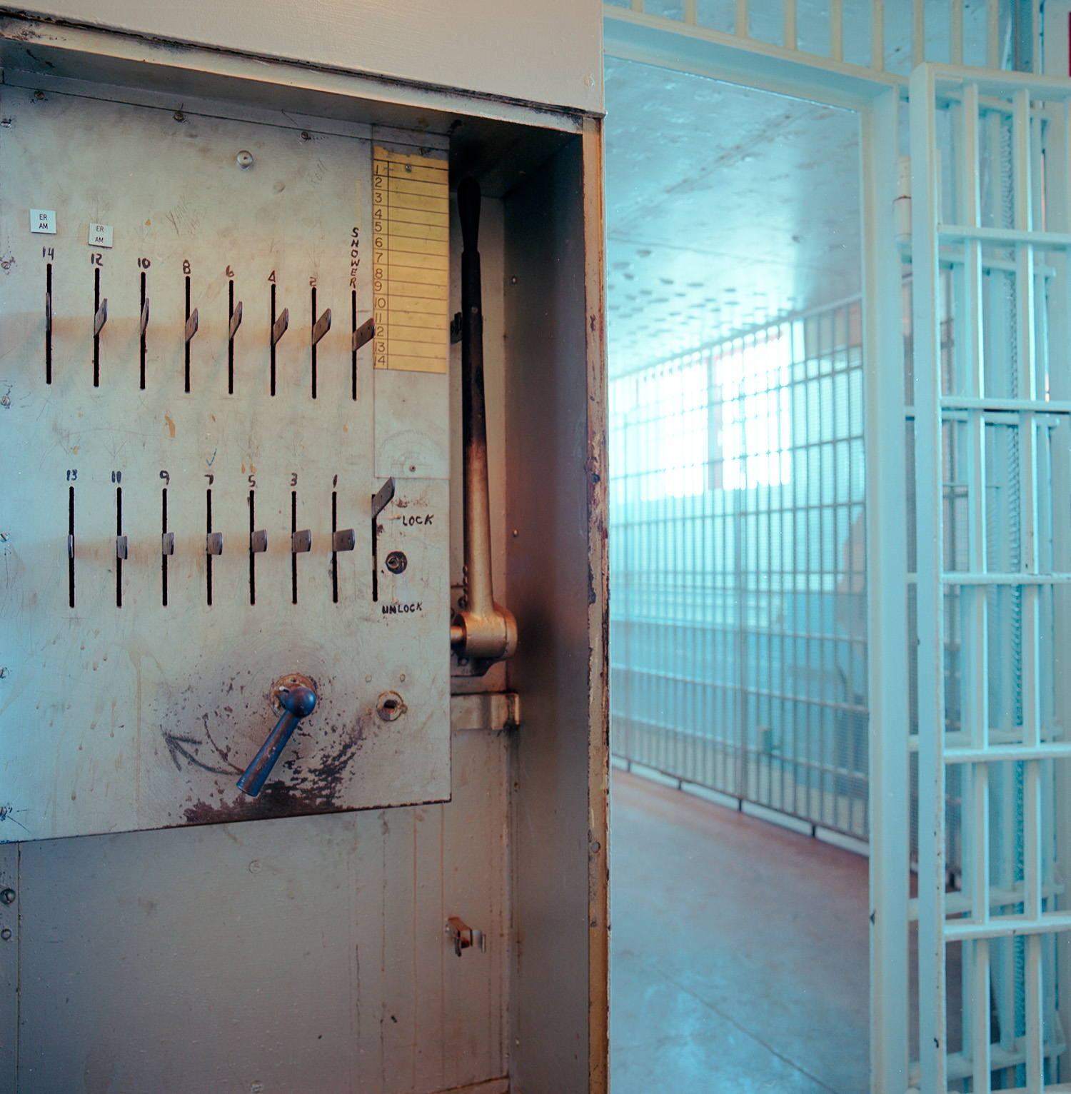 Untitled #441-03 from the series Maine State Prison, Thomaston