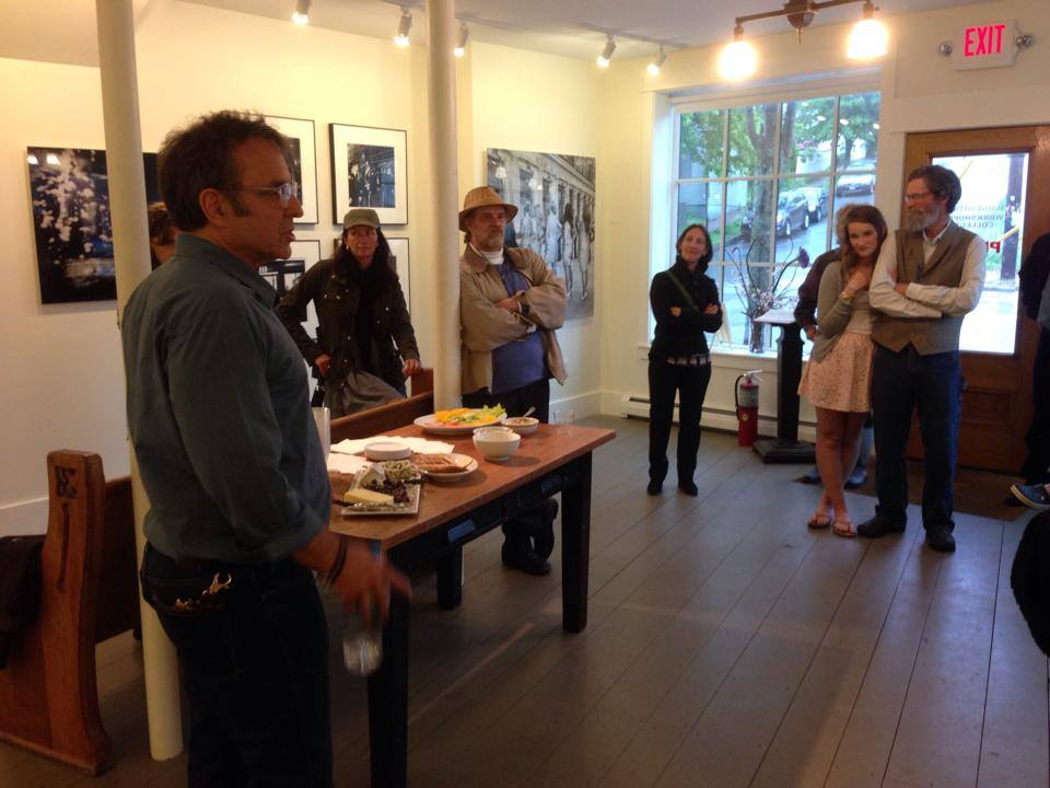 Stuart Zaro's Artist Talk | June 2014