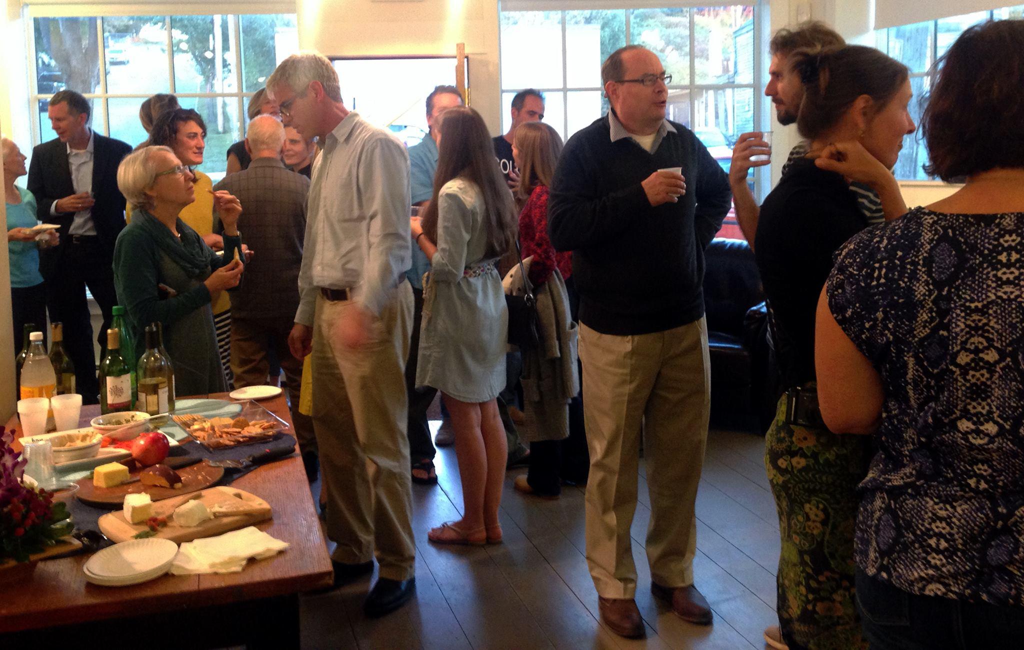 Michael Kolster's Opening | September 2014