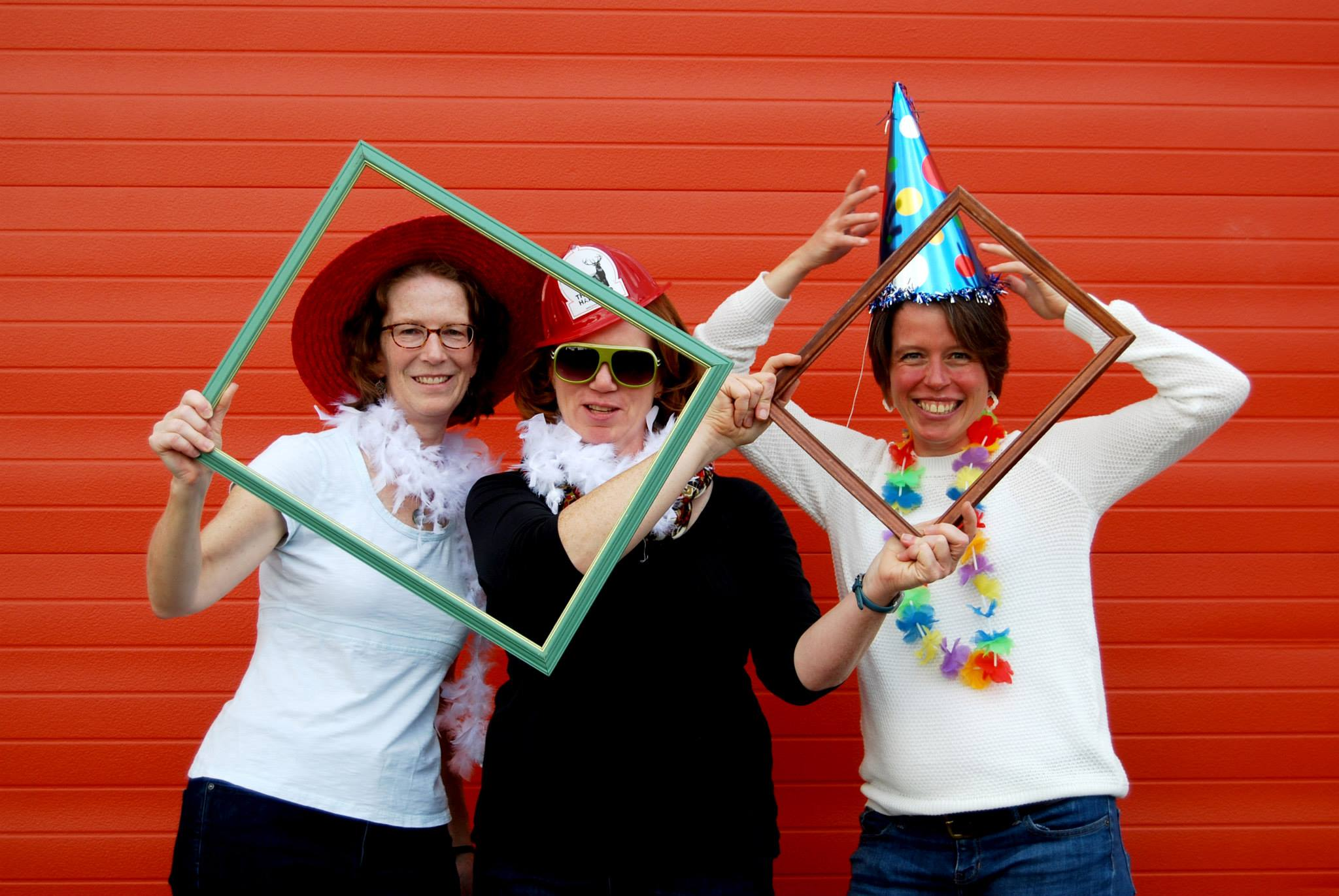 PhoPa Photobooth at East Bayside Block Party | October 2014